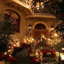 χριστουγεννιατικα λαμπακια εξωτερικου χωρου